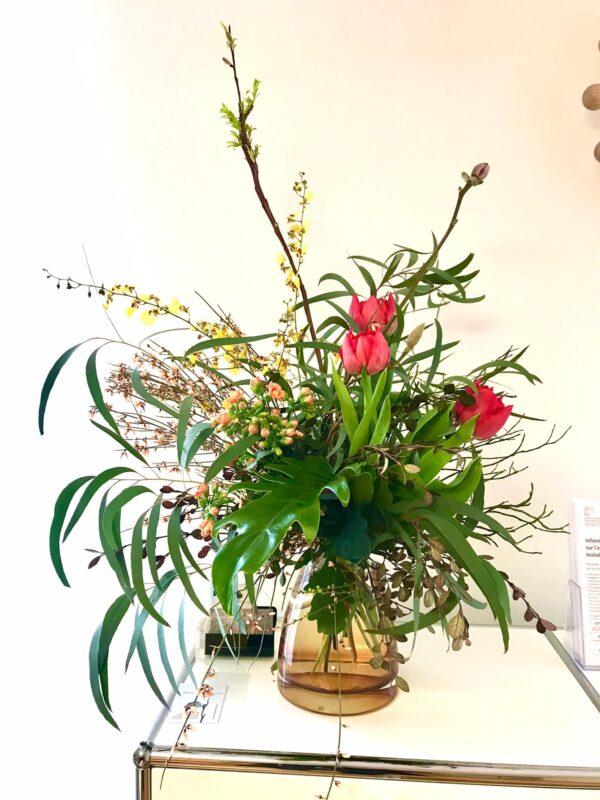 Blumenstrass Grösse M - Beispiel 1